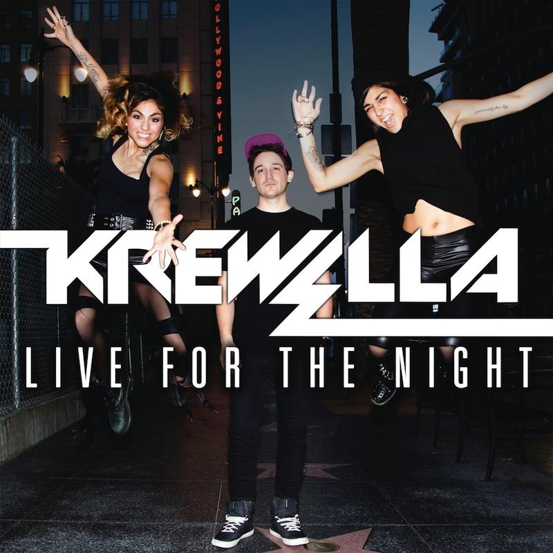 Live For The Night eatsleepedm krewella