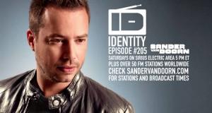Sander van Doorn – Identity Episode 205