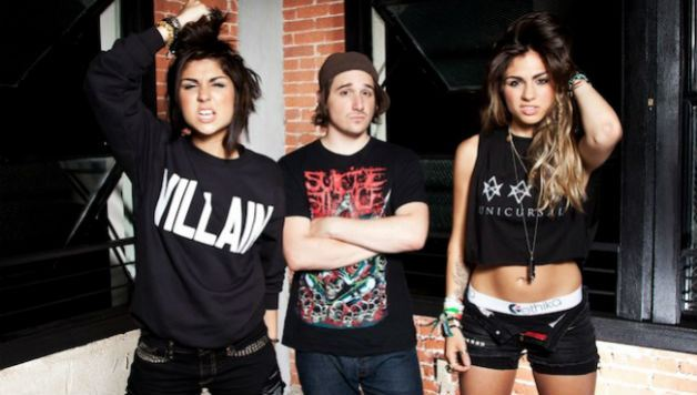 Krewella Lights And Thunder