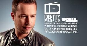 Sander van Doorn – Identity Episode 206