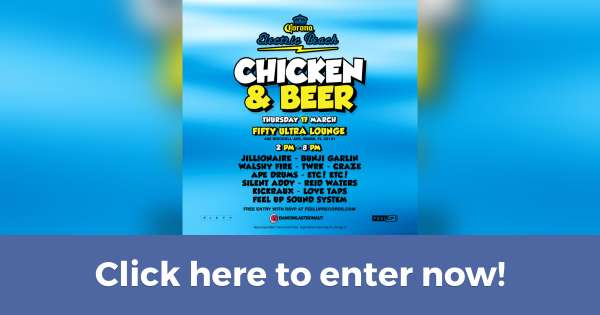 Win a trip to Corona Electric Beach's Chicken & Beer (Contest on Hive.co)