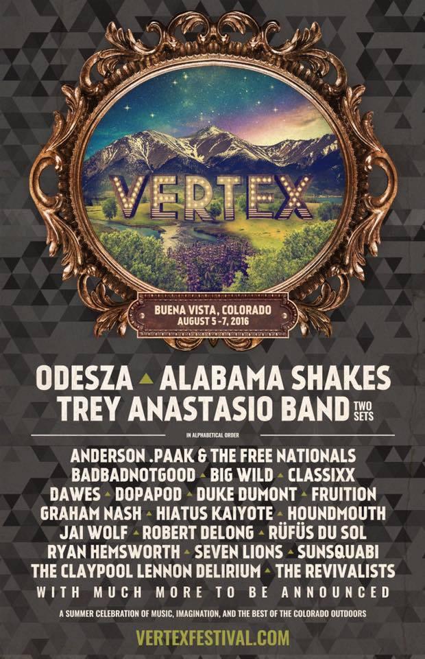 vertex lineup