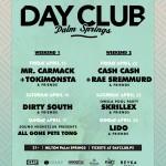 day club palm springs coachella 2016