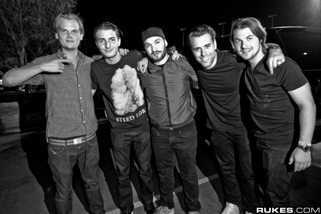 swedish house mafia alesso avicii