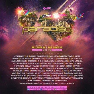 paradiso 2016
