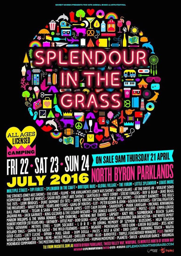 splendour-in-the-grass-2016-lineup
