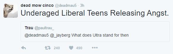 ultra acronyms deadmau5