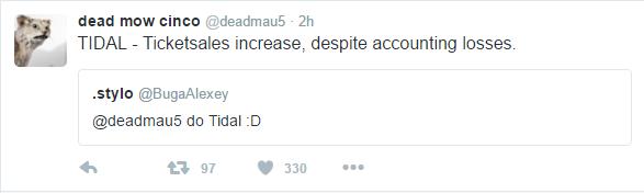 tidal acronym deadmau5