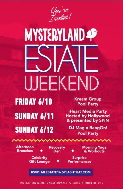 mysteryland estate