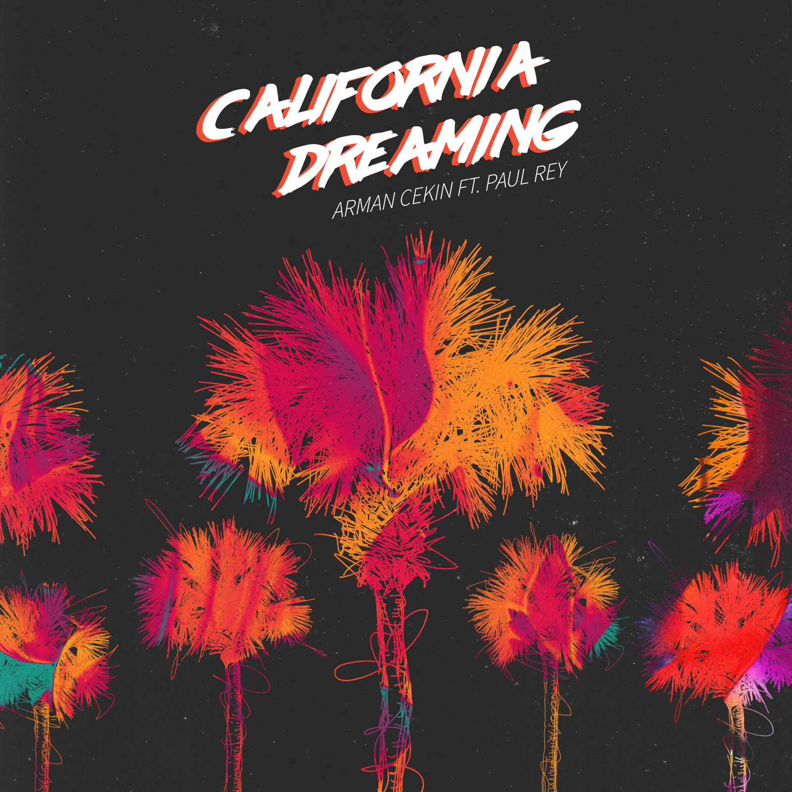 California-Dreaming Artwork