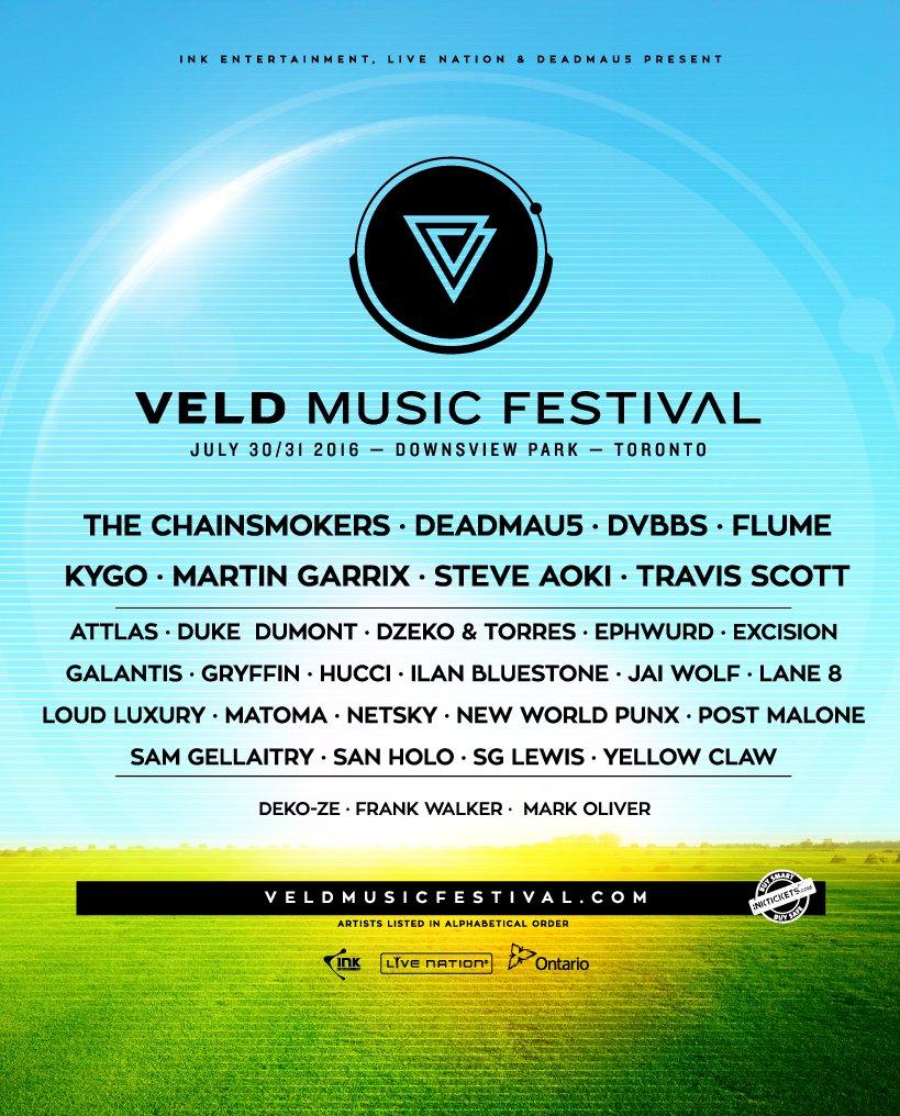 veld-lineup