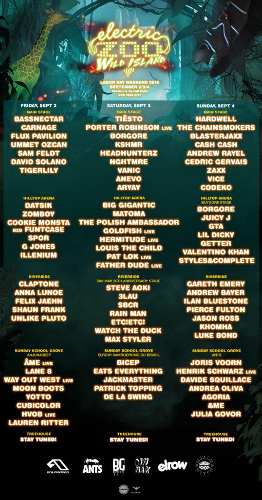 EZWildIsland_lineup_ByDay