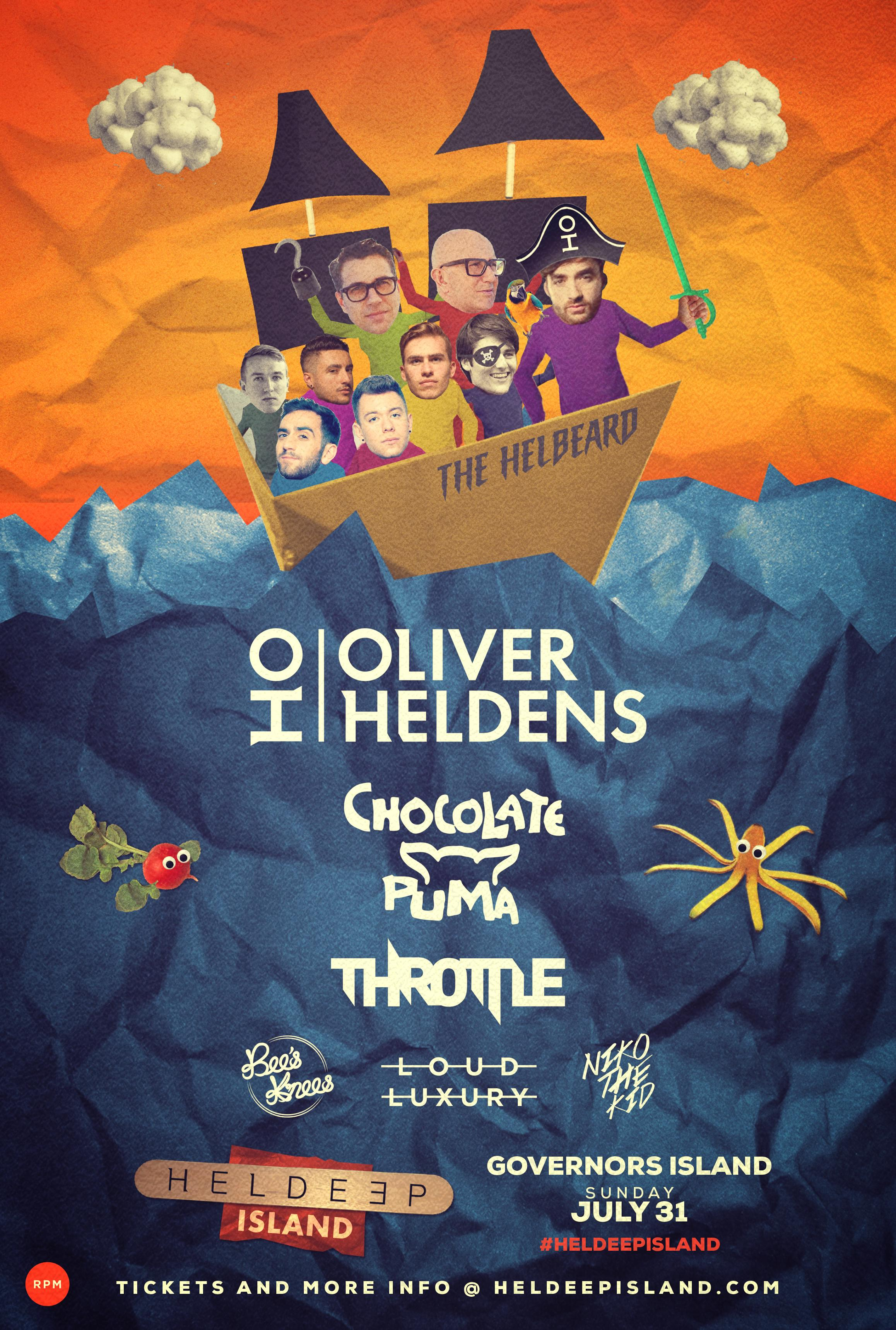 Governors Island Events Edm