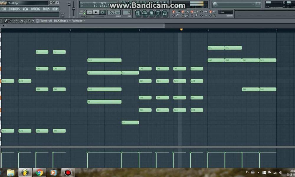 Skrillex & Diplo (Jack Ü ) - To Ü [FL Studio Remake]