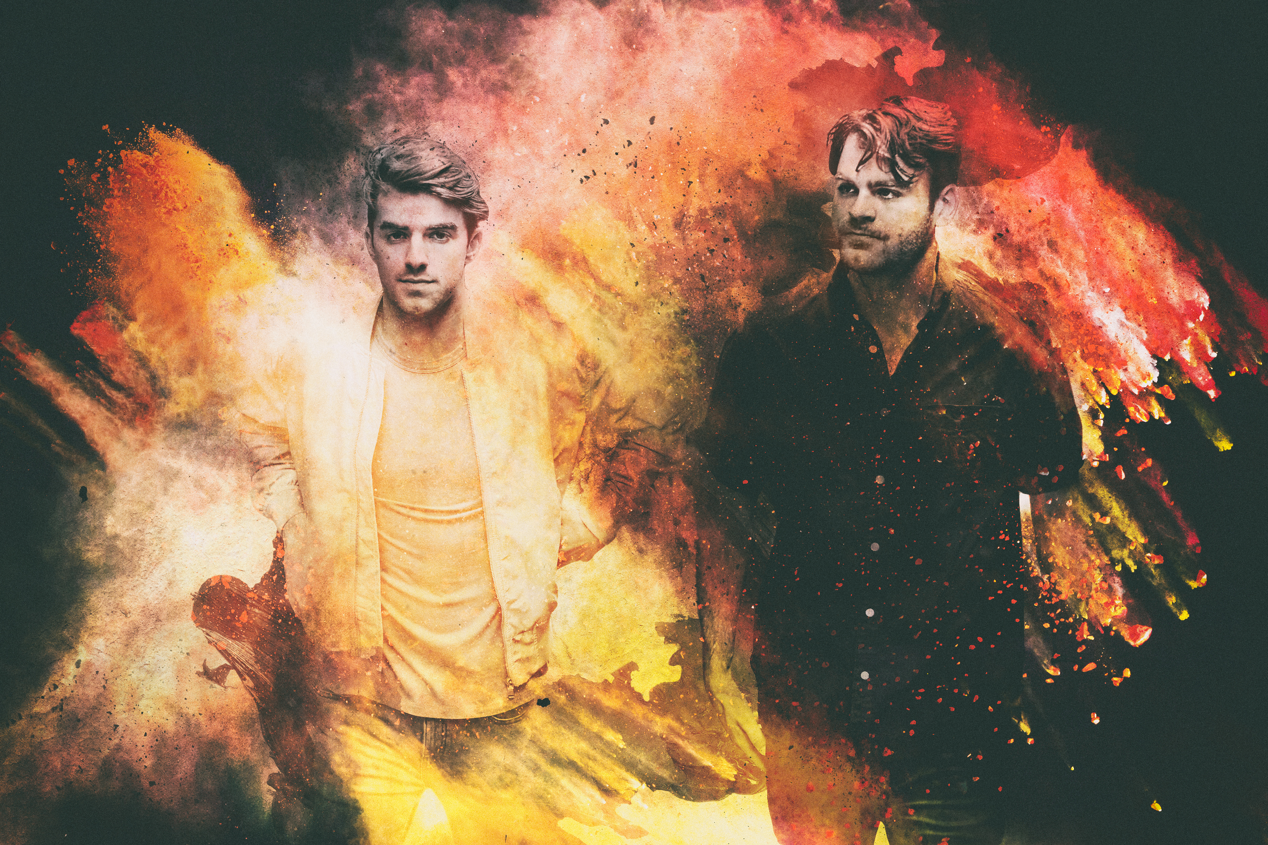 The Chainsmokers June Press Pic