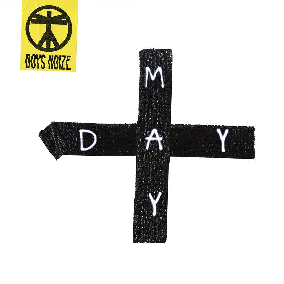 boys noize mayday cover