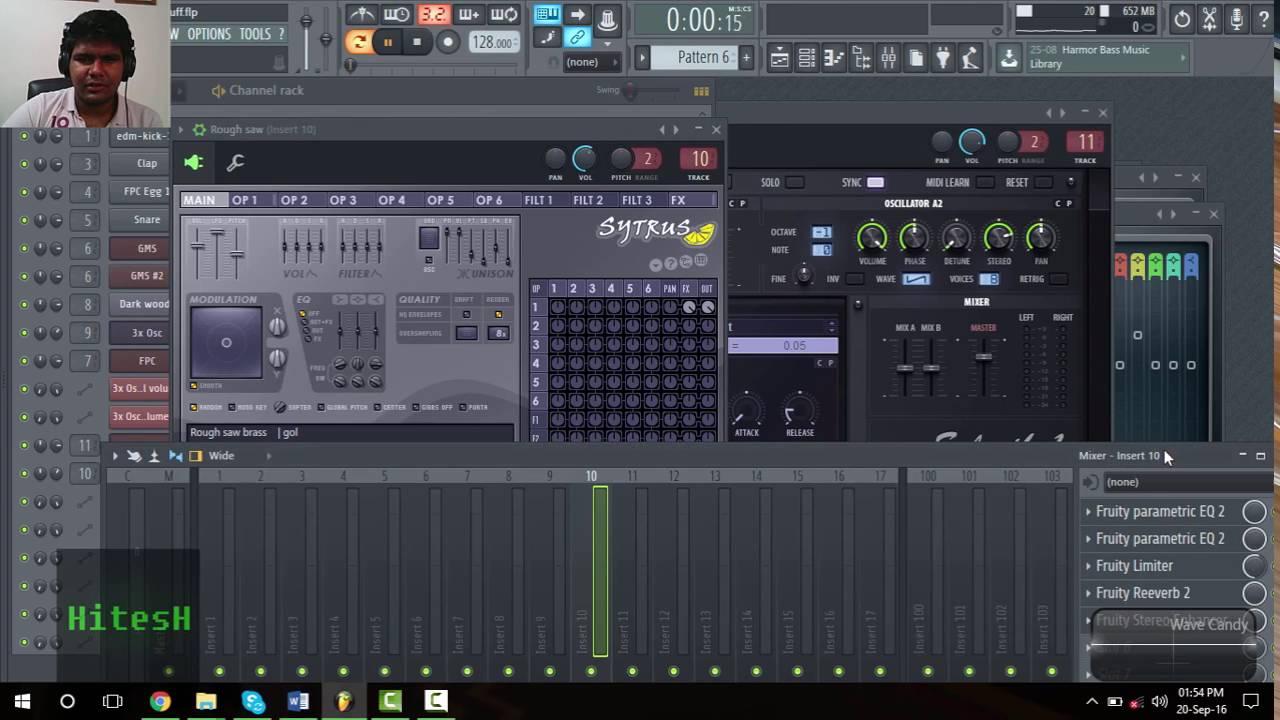deadmau5 - three pounds of other stuff FL Studio 12 Remake