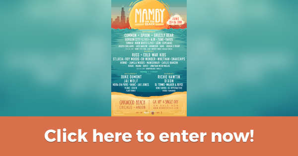 Win Tickets to Mamby on the Beach (Contest on Hive.co)