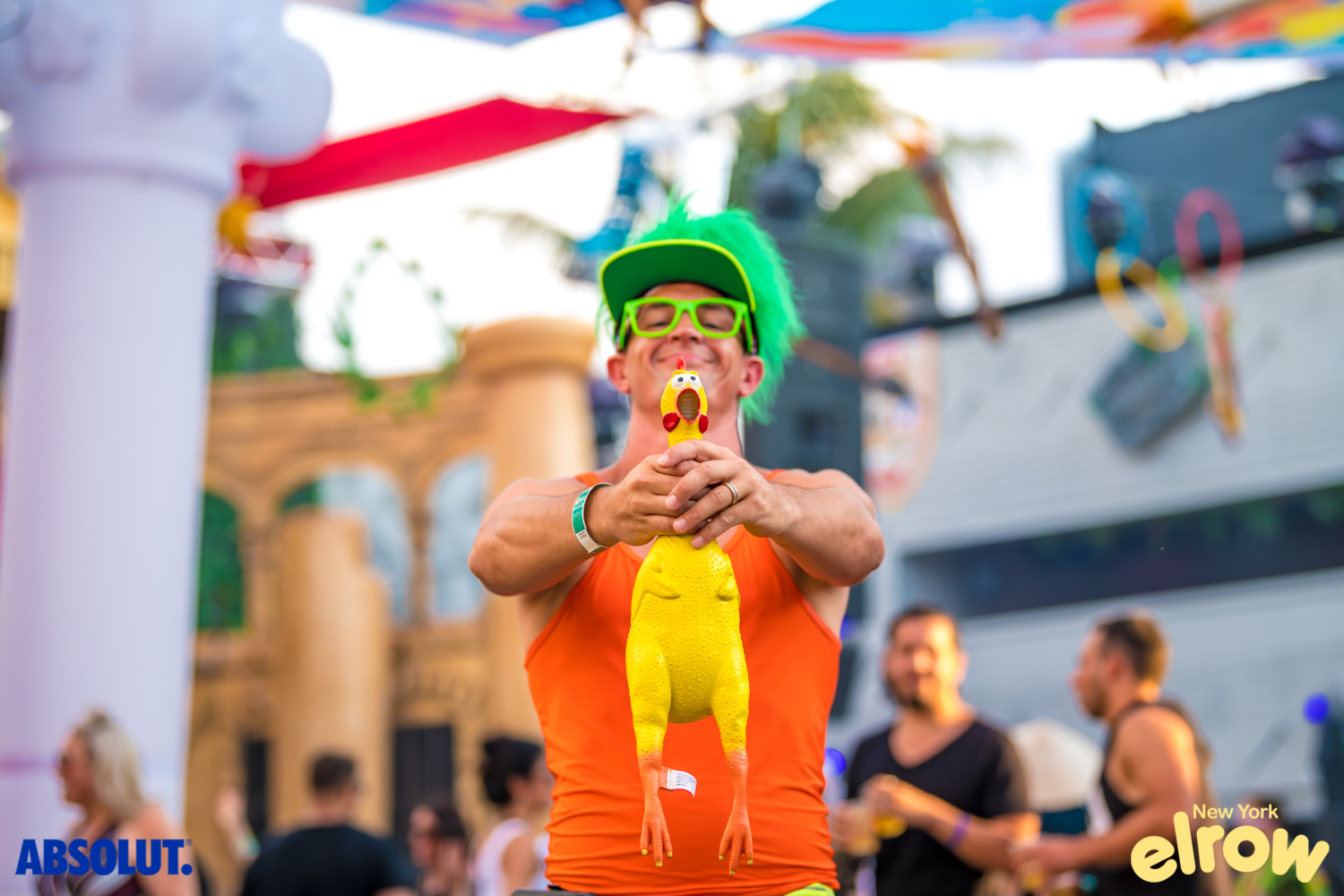 Making magic happen at Elrow Open Air – photos by aLIVE coverageELROW2018 0728 190711 8993 ALIVECOVERAGE