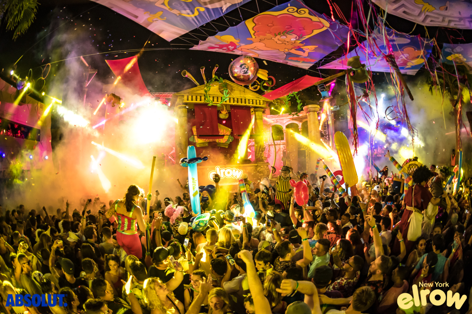 Making magic happen at Elrow Open Air – photos by aLIVE coverageELROW2018 0729 000642 9911 ALIVECOVERAGE
