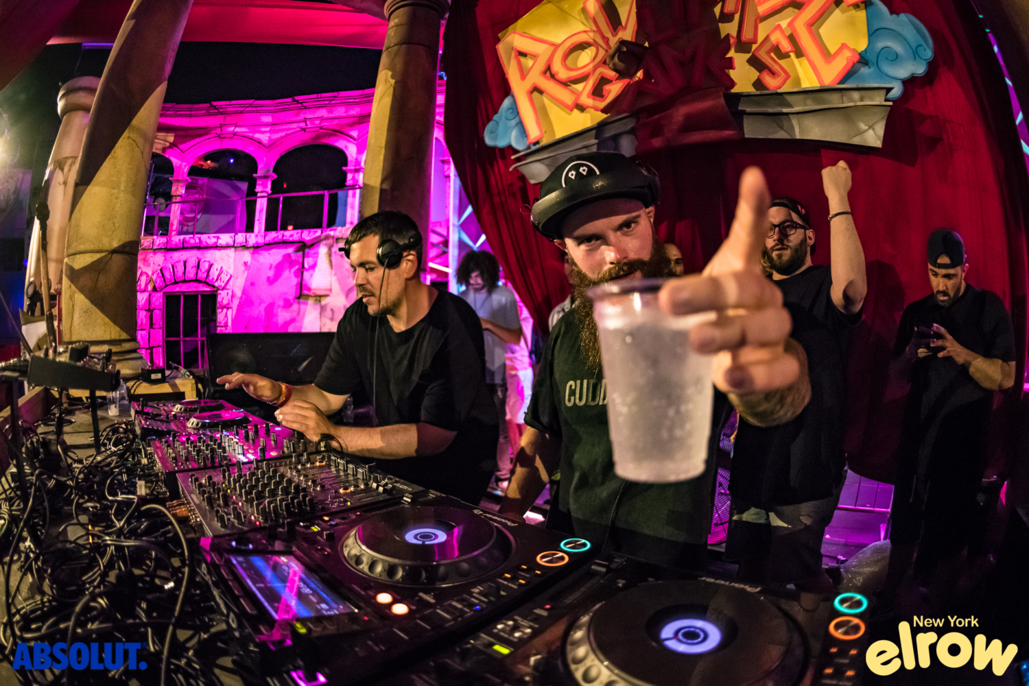 Making magic happen at Elrow Open Air – photos by aLIVE coverageELROW2018 0728 230509 9615 ALIVECOVERAGE