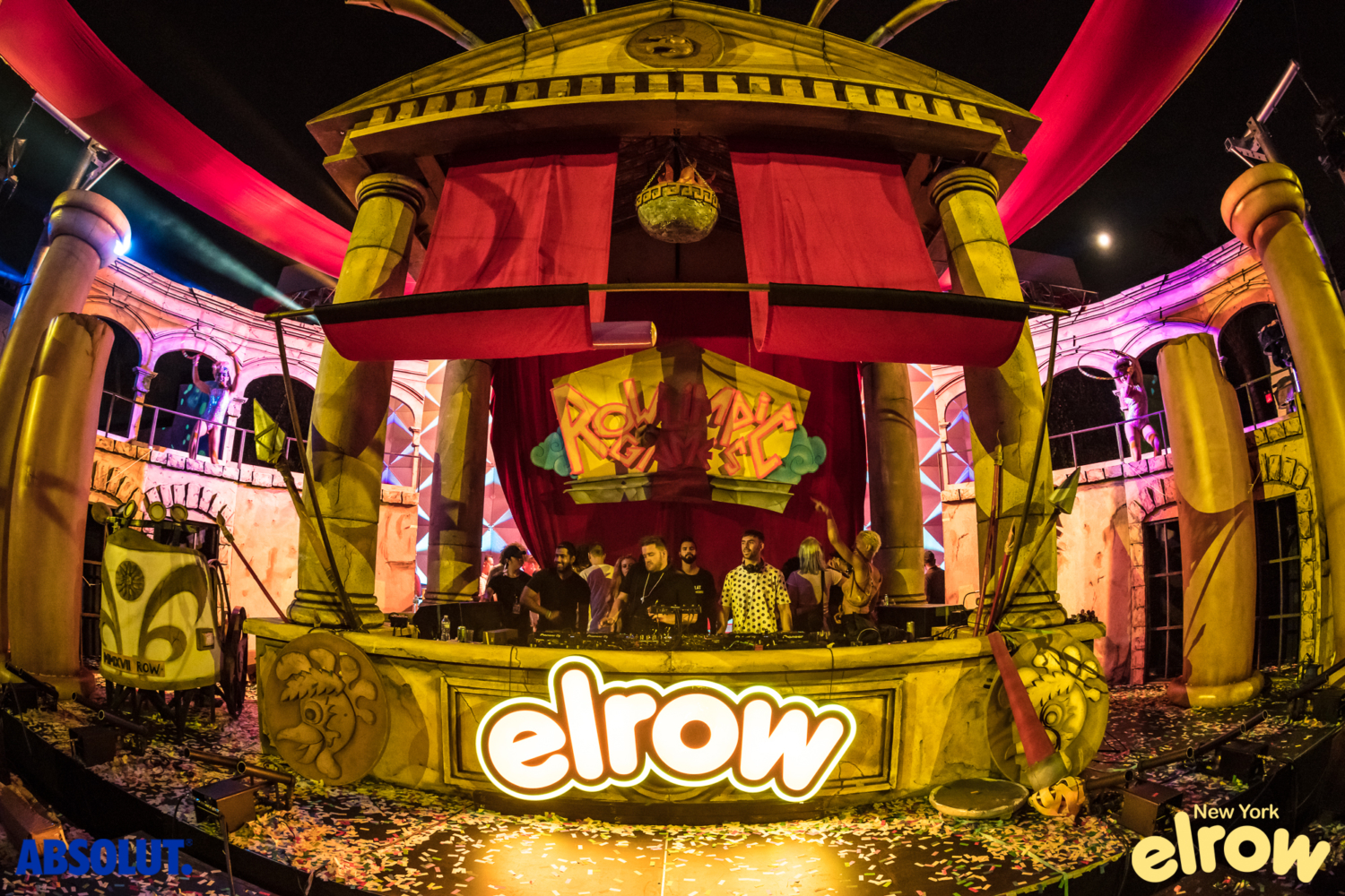 Making magic happen at Elrow Open Air – photos by aLIVE coverageELROW2018 0729 035120 0358 ALIVECOVERAGE